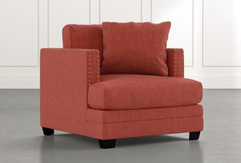 Kiara II Red Chair