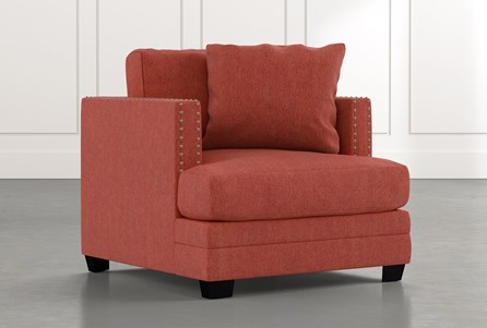 Kiara II Red Chair