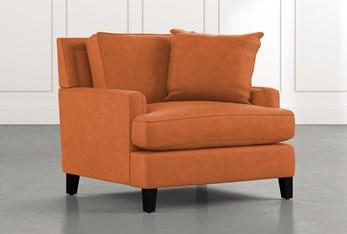 Madalyn Orange Chair