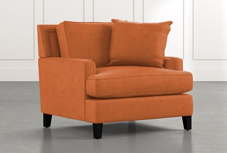 Madalyn Orange Chair