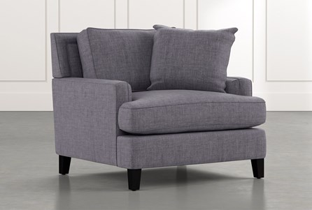 Madalyn Dark Grey Chair