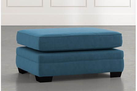 Madalyn Blue Ottoman