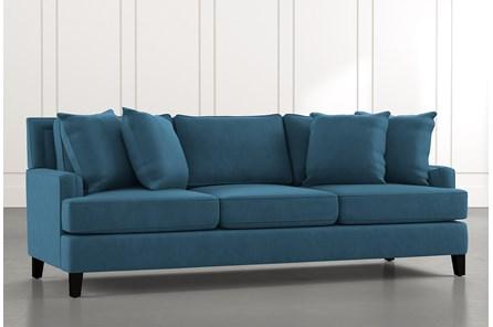 Madalyn Blue Sofa