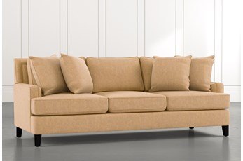 Madalyn Yellow Sofa