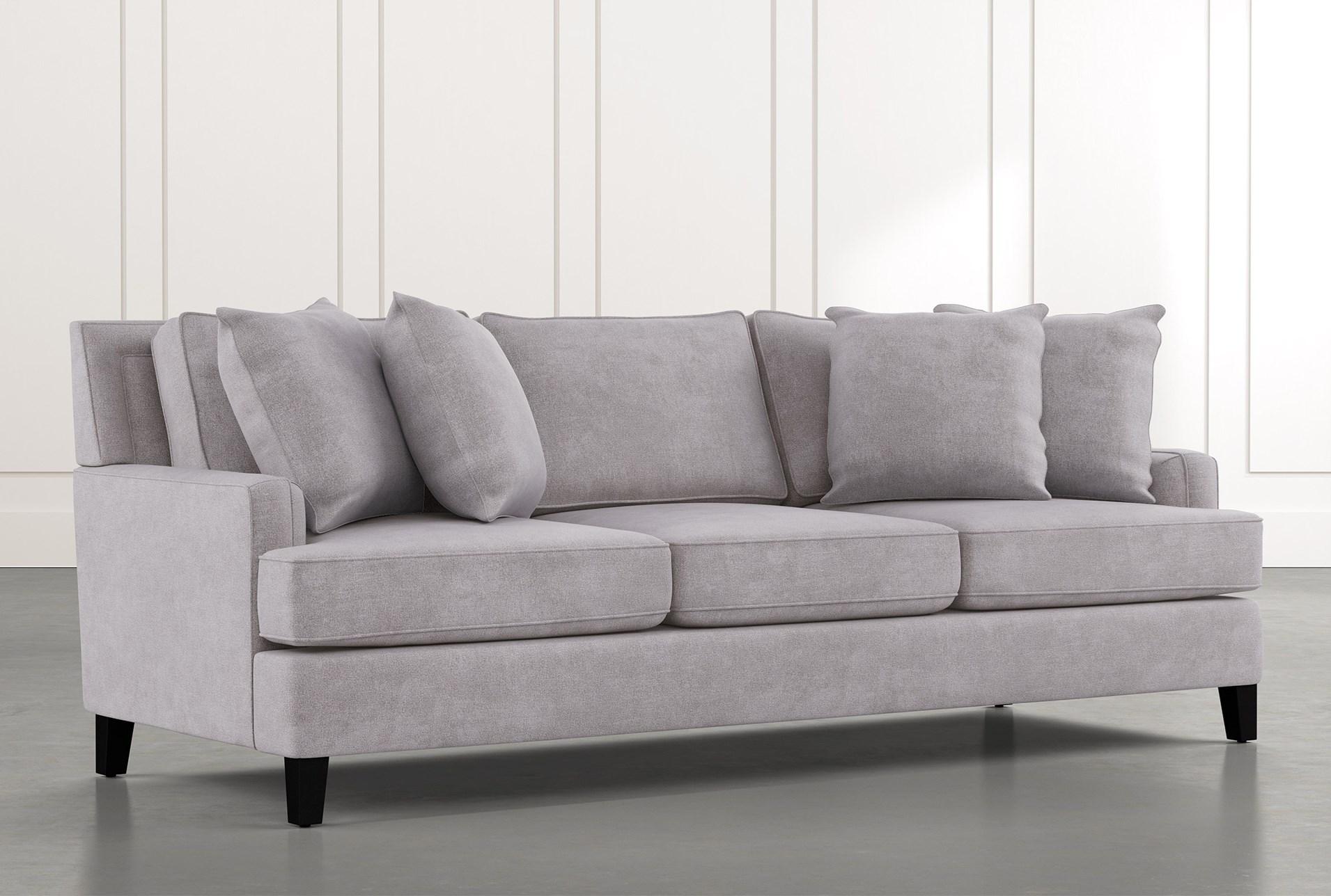 Madalyn Light Grey Sofa