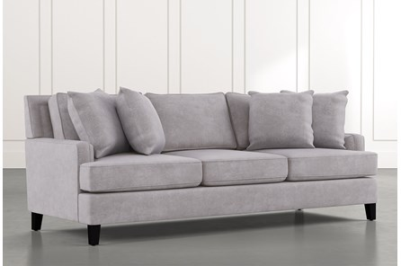 Madalyn Light Grey Sofa