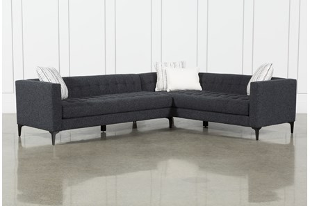 Anson II 2 Piece Sectional With Left Arm Facing Sofa