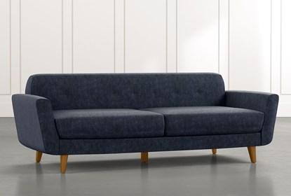 Chill II Navy Blue Sofa