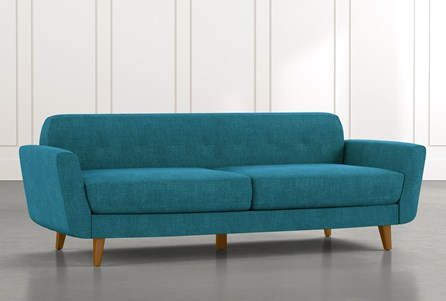 Chill II Teal Sofa