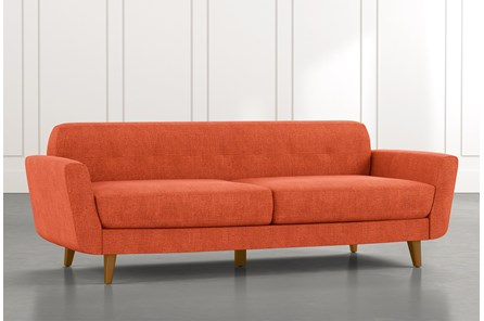 Chill II Orange Sofa