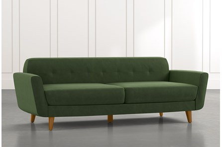 Chill II Green Sofa