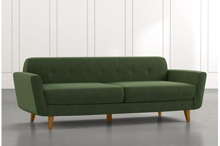 Chill II Green Sofa