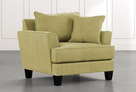 Elijah II Green Chair