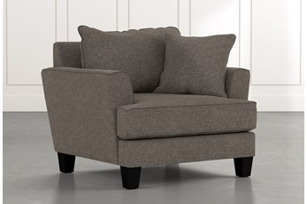 Elijah II Dark Grey Chair