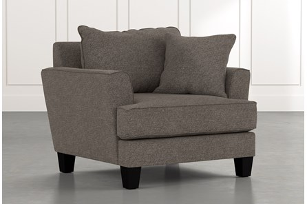 Elijah II Dark Grey Chair