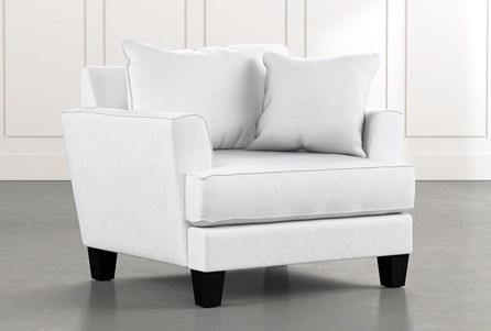 Elijah II White Chair
