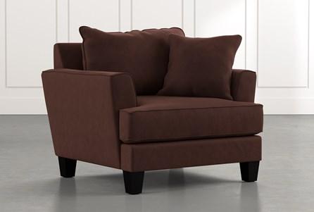 Elijah II Brown Chair