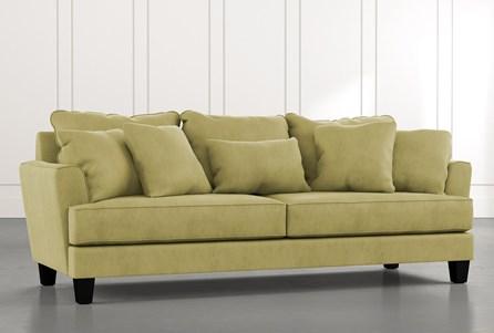 Elijah II Green Sofa