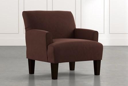 Elijah II Brown Accent Chair