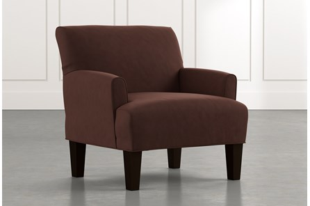 Elijah II Brown Accent Chair