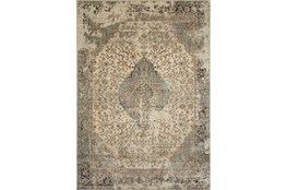 76X110 Rug-Magnolia Homes Evie Sand/Multi By Joanna Gaines