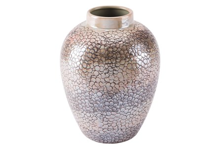 Tricolor Medium Vase
