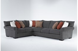 Aurora II 2 Piece Sectional With Right Arm Facing Sofa
