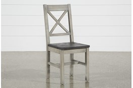 Thomas Grey Dining Side Chair