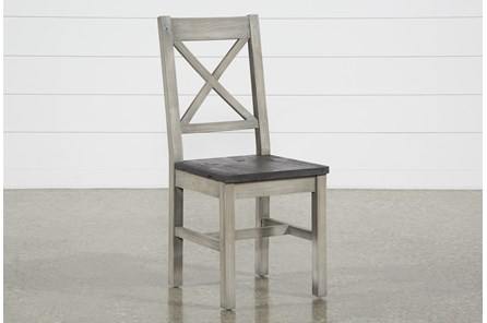 Thomas Grey Side Chair