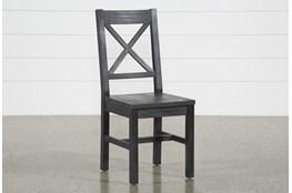 Thomas Black Side Chair