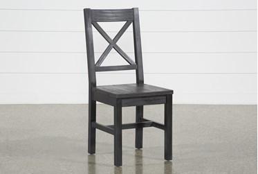 Thomas Black Dining Side Chair
