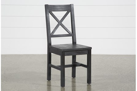 Thomas Black Side Chair