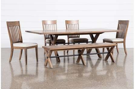 Corseca 6 Piece Extension Dining Set