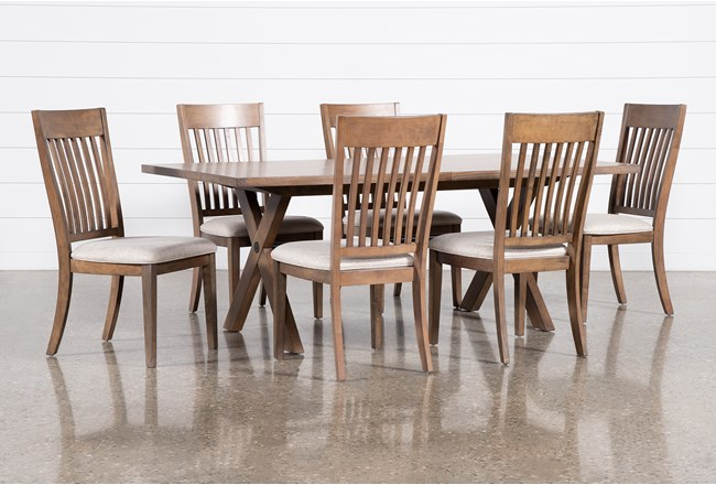 Corseca 7 Piece Extension Dining Set - 360