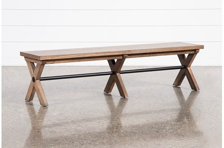 Corseca Dining Bench - Main
