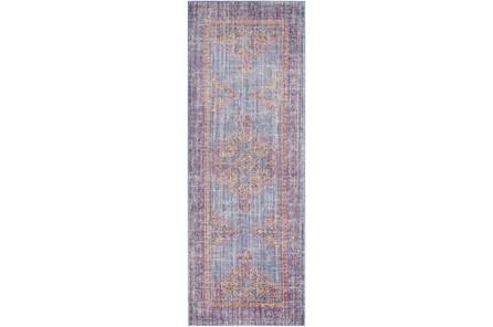 35X94 Rug-Mckenna Violet