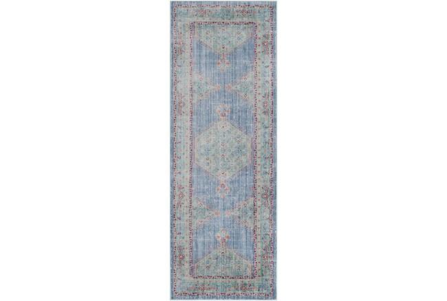 35X94 Rug-Mckenna Blue - 360