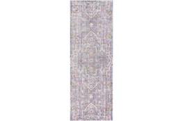 35X94 Rug-Gypsy Purple