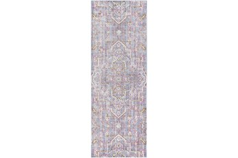35X94 Rug-Gypsy Purple