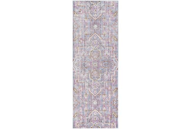 35X94 Rug-Gypsy Purple - 360