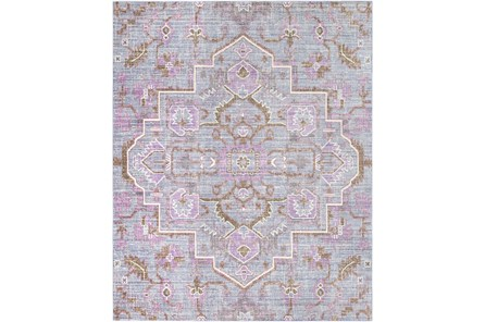 108X157 Rug-Gypsy Purple