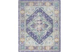 108X157 Rug-Odette Purple/Teal