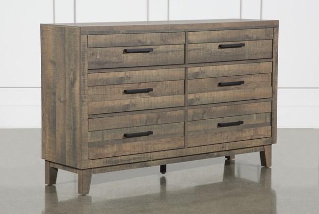Ranier 6 Drawer Dresser - 360
