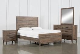 Ranier California King 4 Piece Bedroom Set