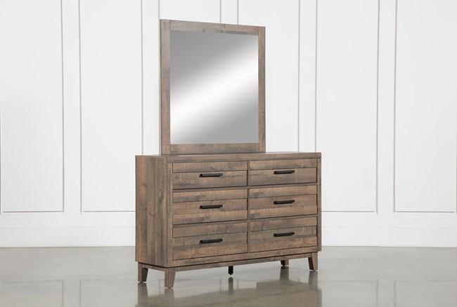 Ranier Dresser/Mirror - 360