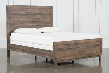 Ranier Full Panel Bed