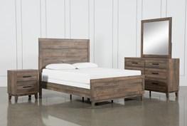 Ranier Eastern King 4 Piece Bedroom Set