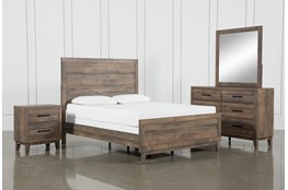 Ranier Eastern King 4 Piece Bedroom Set