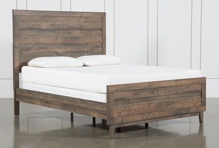 Ranier Eastern King Panel Bed