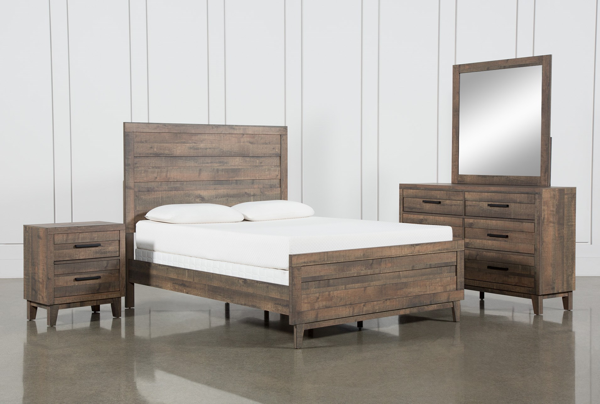 Outstanding Ranier Queen 4 Piece Bedroom Set Home Interior And Landscaping Spoatsignezvosmurscom